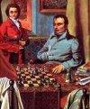 Història i escacs amb Napoleó i ElTurc